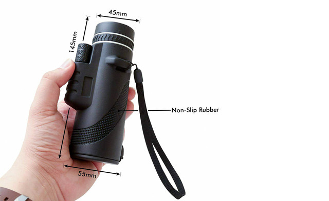 $29.95 for a Waterproof Monocular Telescope (a $52.99 Value)
