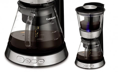 $49 for a Cuisinart Automatic Cold Brew Coffeemaker - Refurbished (a $107 Value)