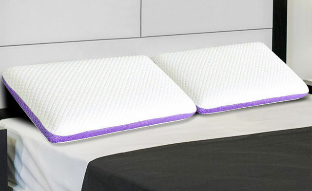 $39 for a Lavender Infused Memory Foam Pillow (a $79.99 Value)