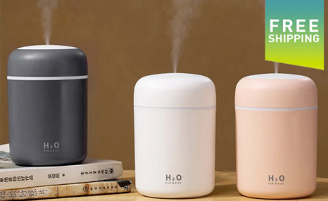 $25.95 for an Essential Oil Diffuser (a $55 Value)