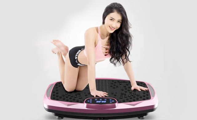 $189 for an Intexca Exercise Vibration Platform (a $349 Value)