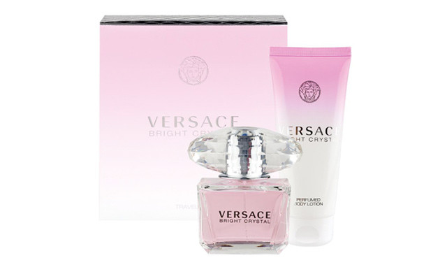 $45 for a Versace Bright Crystal Gift Set (an $80 Value)