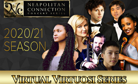 Up to 58% off Virtual Virtuosi Series Concerts