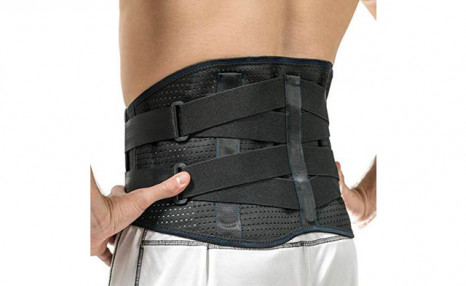 Click to view $29.82 for a Lumbar Support Belt (a $65 Value)