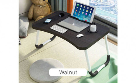 Click to view $27.95 for a Gravitti Lap Desk with Tablet Holder (a $59 Value)