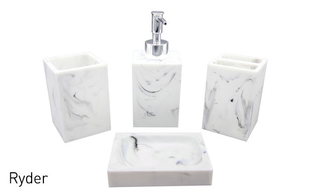 Click to view $39 for a 4-Piece Modern Bath Set (a $75 Value)