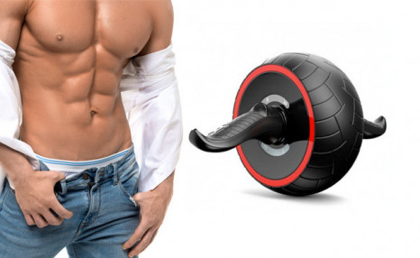 $17.95 for an Abdominal Exercise Wheel & Training Mat (a $39 Value)