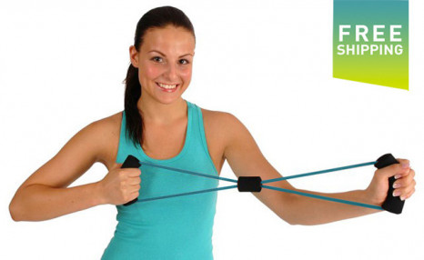 $15 for a Resistance Workout Band Tube (a $55 Value)