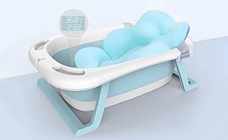 Click to view $119 for a Baby Bath Tub with Digital Thermometer (a $149 Value)