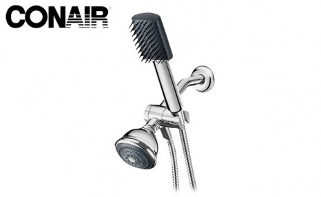 Click to view $29.95 for a Conair InfinitiPro Hydro Detangler Showerhead (a $49.99 Value)