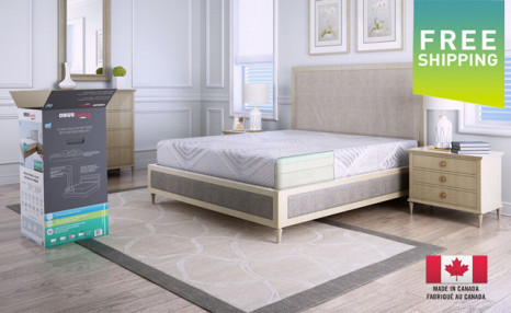 Click to view Up to 25% off an ObusForme 10-Inch Gel Series Mattress