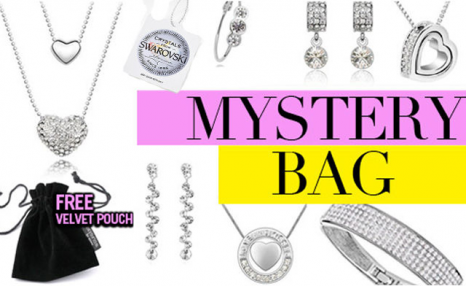 $19 for a 5 Piece Mystery Jewelry Gift Bag (a $173 Value)