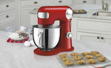 Click to view $169.95 for a Cuisinart Stand Mixer (a $399.99 Value)