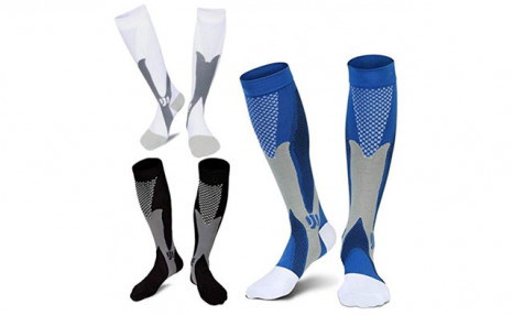Click to view $25 for 3 Pairs of Compression Socks (a $60 Value)
