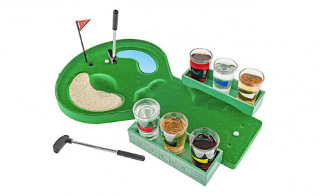 Click to view $29.99 for a Golf Drinking Game (a $54.99 Value)