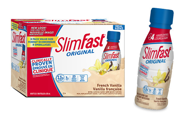 Up to 59% off SlimFast Meal Replacement Shakes