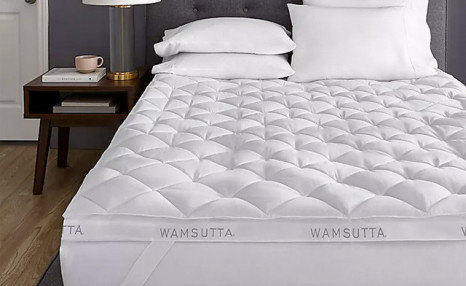 Up to 54% off a Wamsutta Fiberbed