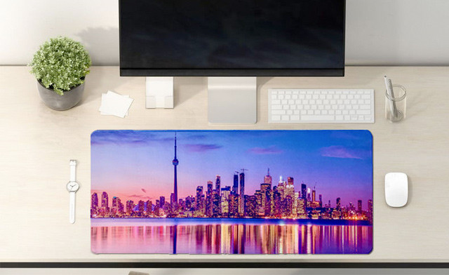 $16.95 for an Extra Large Mouse Pad (a $55 Value)