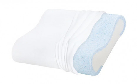 Click to view $19.95 for a Memory Foam Gel Pillow (a $65 Value)