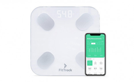 $69.95 for a FitTrack BMI Digital Scale (a $129 Value)