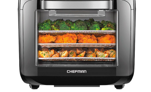 $84.95 for a Chefman Air Fryer - Refurbished (a $199 Value)
