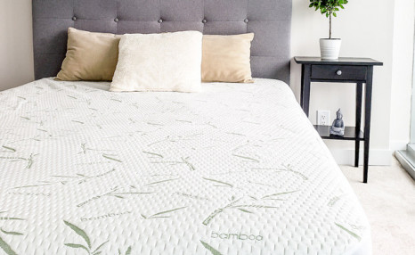 Click to view Up to 73% off a Bamboo Mattress Protector