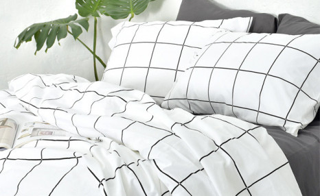 Up to 54% off an Organic Classic Cotton Sheet Set