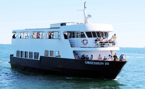 Up to 41% off Brunch and Dinner Boat Cruises