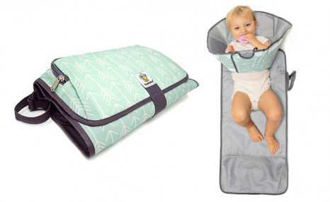 Click to view $26.95 for a Baby-Changing Travel Pad (a $68.99 Value)
