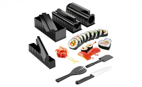 $24.95 for an 11-Piece Sushi Making Kit (a $55 Value)