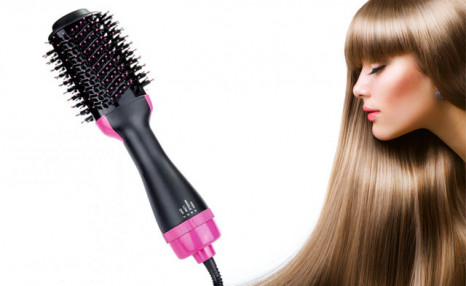 Click to view $33.90 for a 4-in-1 Hot Air Brush (a $68 Value)