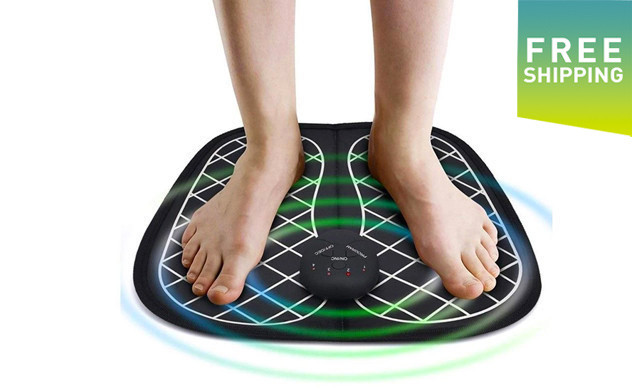 $29.90 for an EMS Foot Massager (a $55 Value)