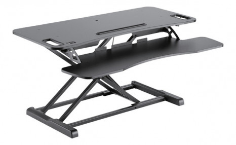 $249.99 for a Star Ergonomics SE01M1WB Sit-Stand Desktop (a $319 Value)