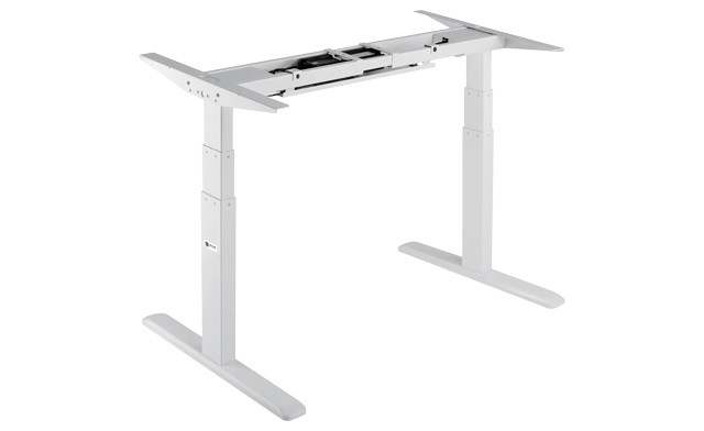 $719.99 for a 3-Stage Dual Motor Electric Sit-Stand Desk Frame (a $819 Value)