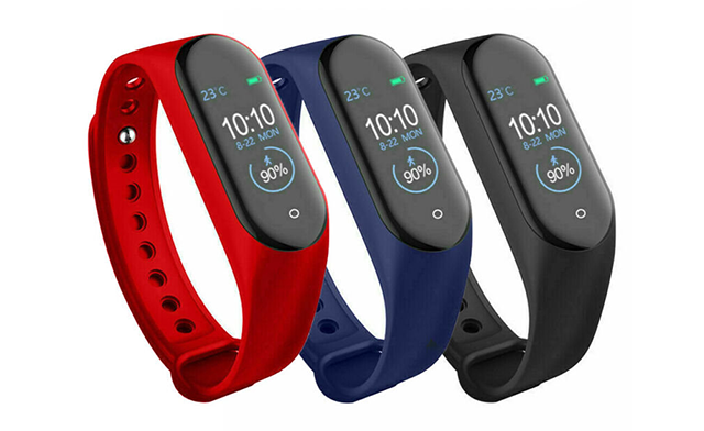 Up to 86% off an M4 Fitness Tracker