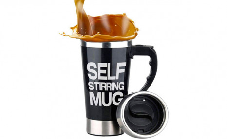 $12 for a Self Stirring Coffee Mug (a $29 Value)