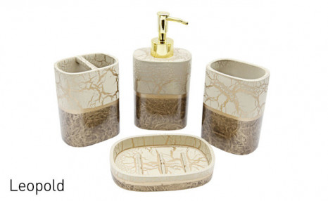 $29 for a 4-Piece Luxury Bath Set (a $64 Value)