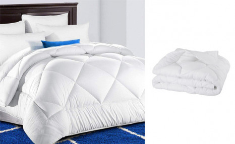 $44.95 for a Queen Size Overstuffed Synthetic Duvet (a $109 Value)