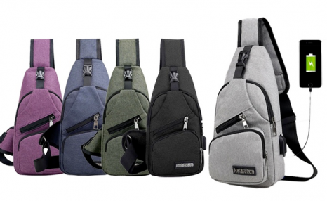 $19 for a Multipurpose Sling Backpack (a $65 Value)