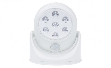 $12 for a 7-LED Wireless Motion Activated Light (a $34.99 Value)