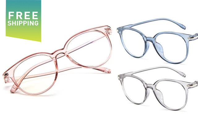 $19.95 for 2 Pairs of Blue Light Filter Glasses (a $49 Value)