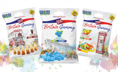 $24.95 for 10 Packs of Britain Gummies (a $39.90 Value)