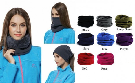 $12.95 for a 3-in-1 Winter Unisex Multifunctional Sport Scarf (a $29 Value)
