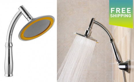 $34.95 for a Turbo Pressure Chrome Shower Head (a $79 Value)