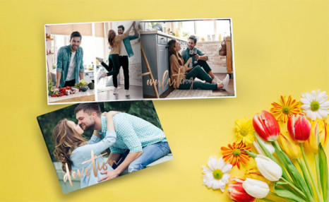 Up to 83% off Image Wrap Hardcover Photobooks from Photobook Canada