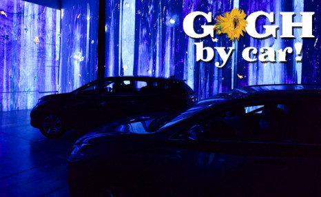 Click to view 20% off a Gogh by Car Ticket to Immersive Van Gogh Exhibit - Click BUY to Purchase Your Tickets