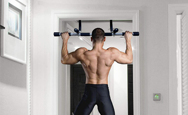 $44.95 for an All-in-1 Door Frame Pull Up Bar (a $119 Value)