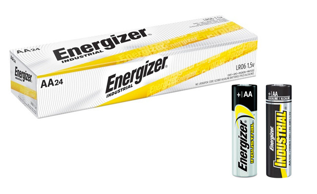 Up to 40% off AA or AAA Energizer Batteries