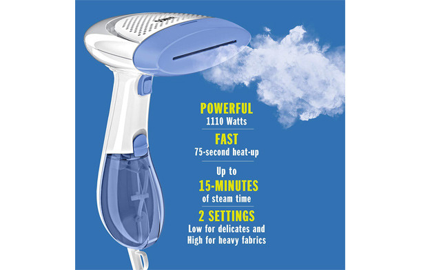 $22.79 for a Conair Extreme Steam Hand Held Fabric Steamer - Refurbished (a $39.99 Value)