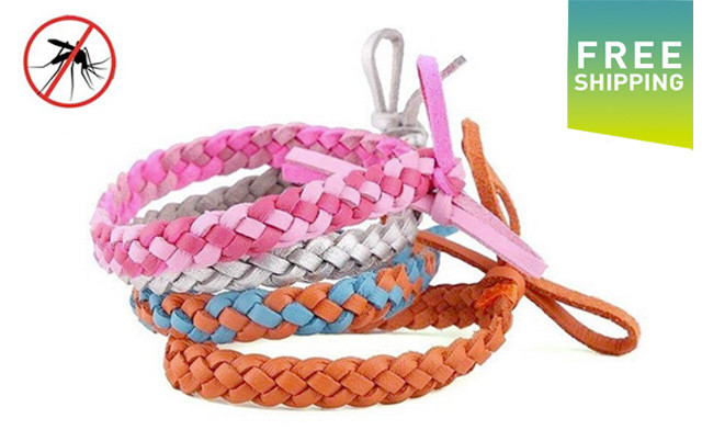 Up to 77% off Mosquito Repellent Bracelets